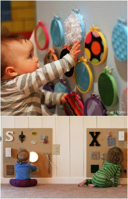 30 Fun And Educational Baby Toys You Can DIY In Your Spare ...