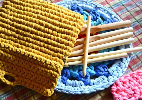 Super Easy Crochet Dishcloth