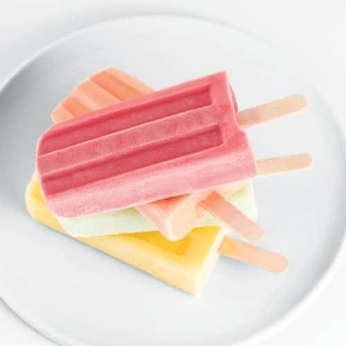 Traditional Summertime Fruit Pops