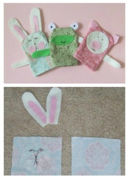 Fun DIY Finger Puppets