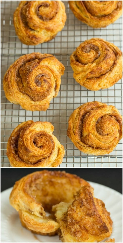 Homemade Starbucks Morning Buns