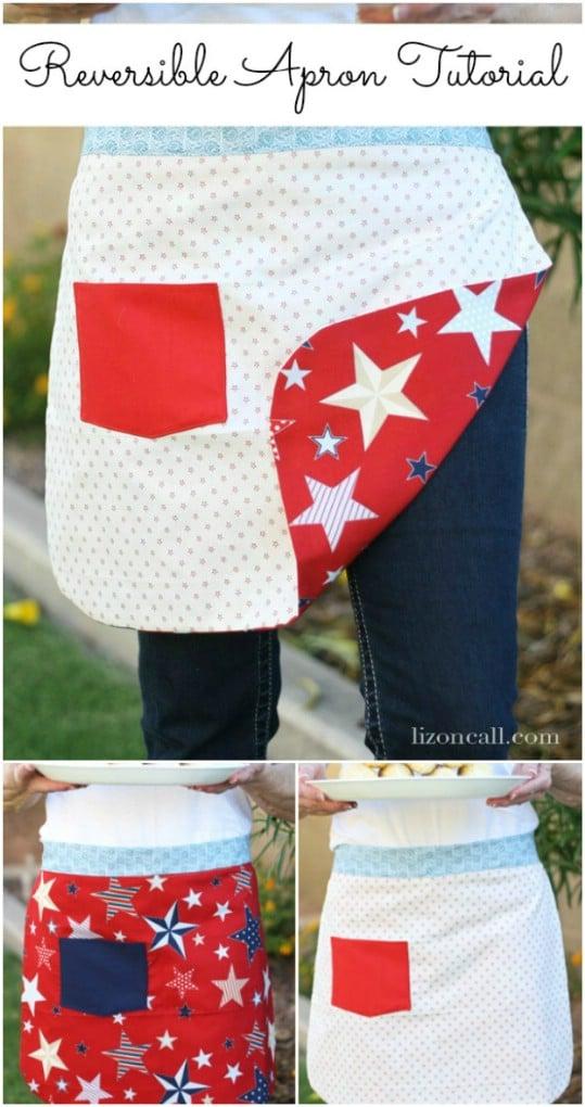 Girls' Patriotic Ruffle Skirt