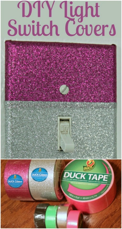 30 Fantastic And Fun Ways To Decorate Your Switch Plate Covers Diy