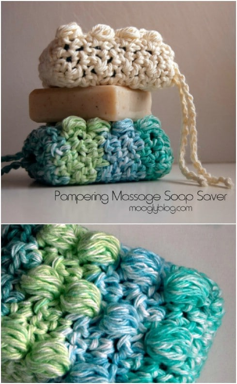 Easy Massage Soap Saver
