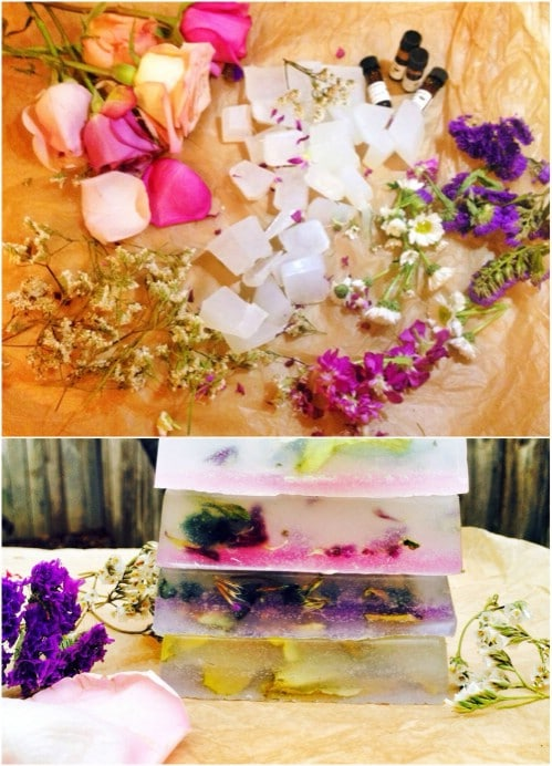15 Great Soap Recipes Anyone Can Make At Home
