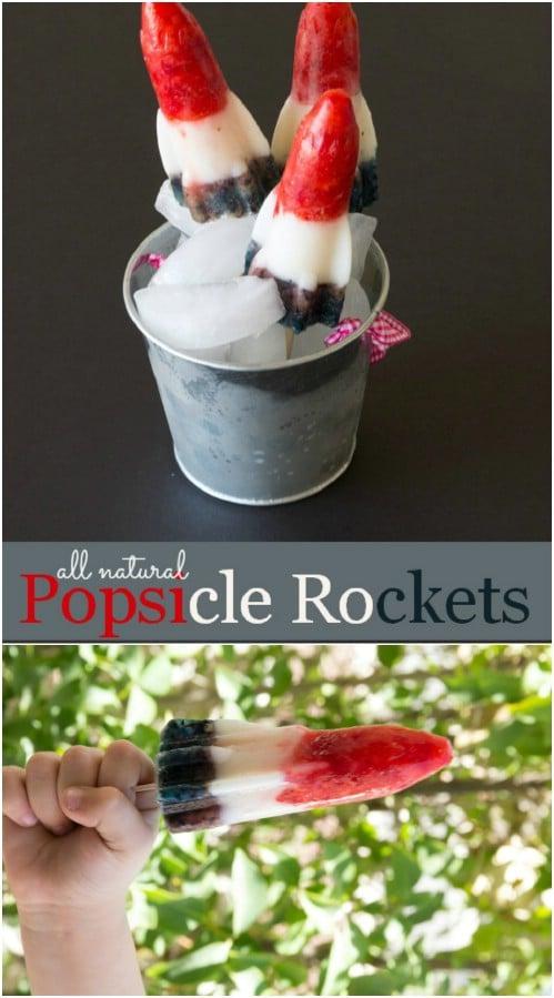 Kid Popular Rocket Pops!
