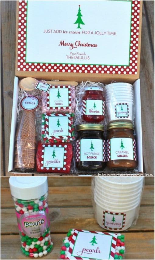 Sundae Gift Kit