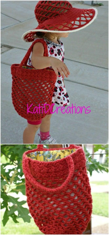 DIY Crochet Beach Essentials (Part 2)