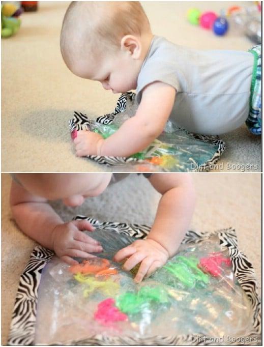 Sensory Play Bag For Babies