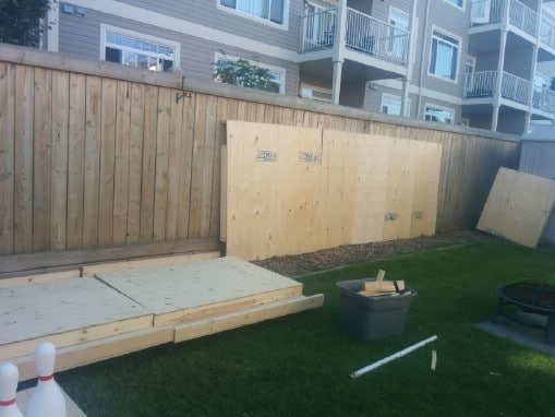 Fun Summer Project: How to Build Your Own Backyard Bowling ...