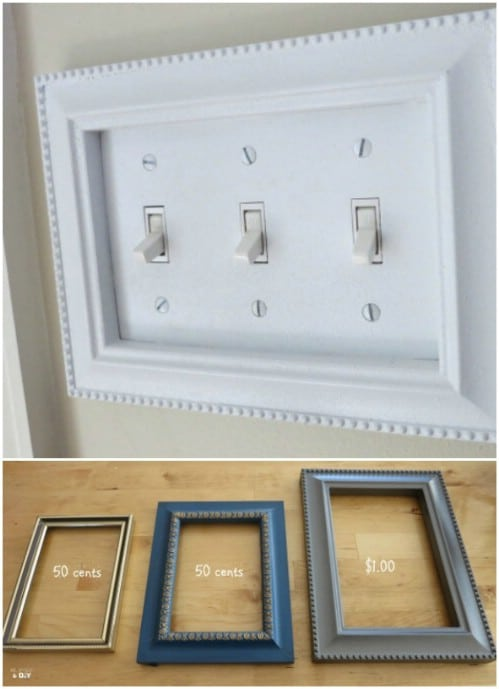 30 Fantastic And Fun Ways To Decorate Your Switch Plate
