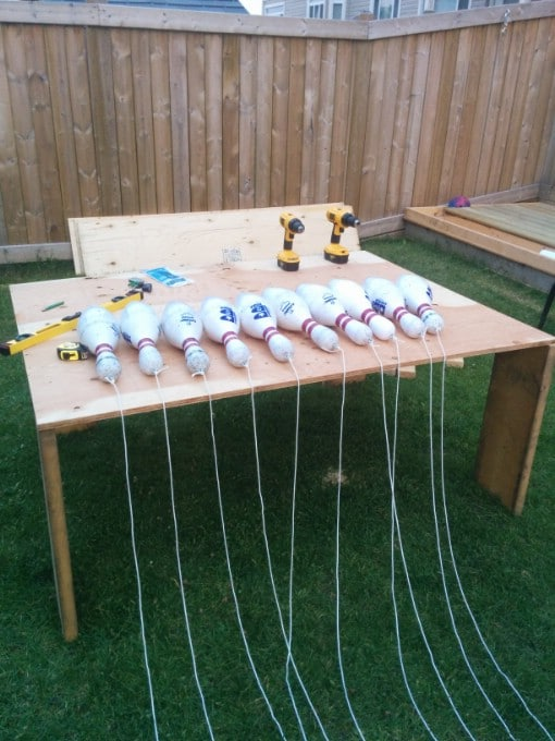 How to Build Your Own Backyard Bowling Alley - Fun Summer Project: How To Build Your Own Backyard Bowling Alley