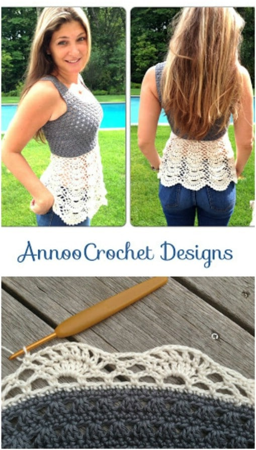 30 Beautiful Womens Sweaters And Tops You Can Knit Or Crochet