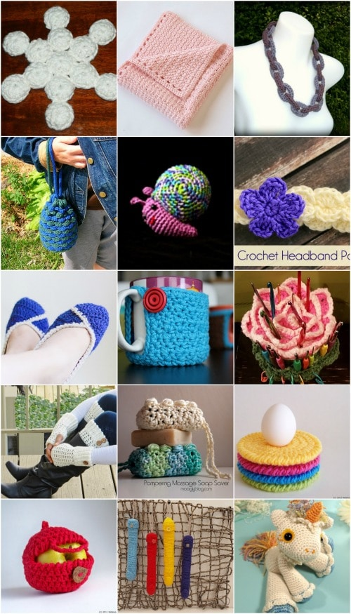 30 Beautifully Gorgeous Crochet Gifts That You Can Make Today