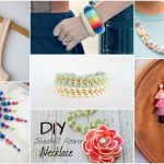 35 Vibrant DIY Jewelry Ideas That Will Dress Up Your Summer Wardrobe