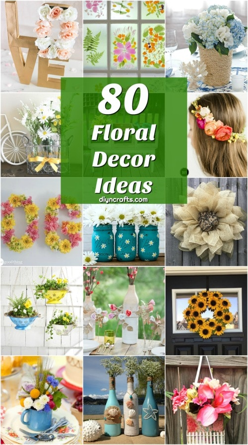 80 Beautifully Vibrant Floral Decor Ideas To Celebrate ...