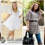 30 Beautiful Women's Sweaters And Tops You Can Knit Or Crochet Tonight