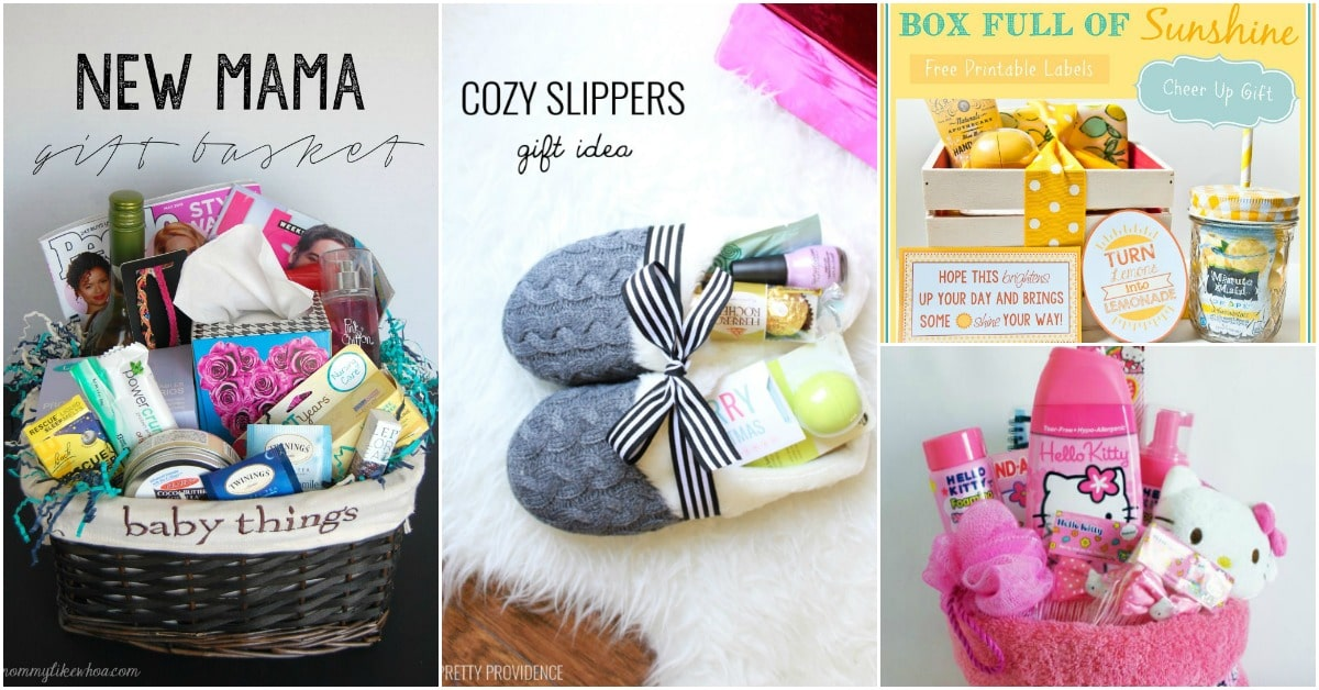 30 Easy And Affordable DIY Gift Baskets For Every Occasion