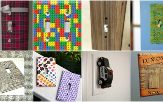 30 Fantastic And Fun Ways To Decorate Your Switch Plate Covers