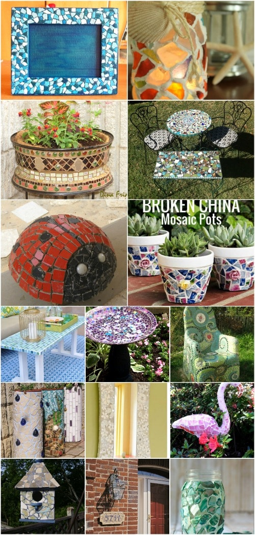 30 gorgeous mosaic projects to beautify your home and garden diy 30 gorgeous mosaic projects to beautify your home and garden solutioingenieria Gallery