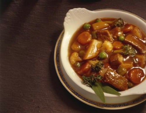 Easy Homemade Dog Stew