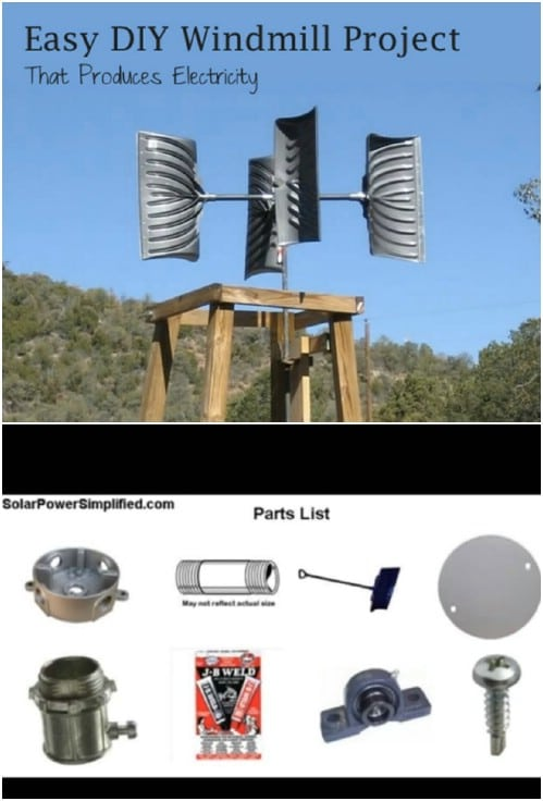 DIY Windmill