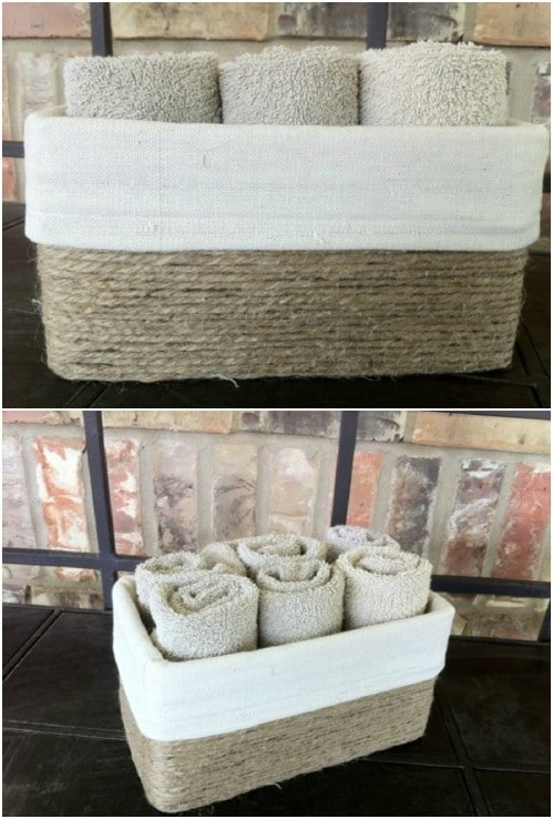 Gorgeous Tissue Box Towel Holder