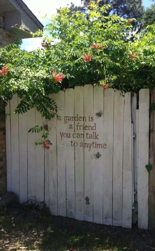 Meaningful Fence Quotes