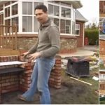 How To Build a Practical Brick BBQ in Your Backyard