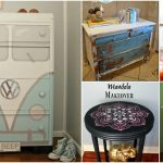 25 Beautiful Furniture Makeover Ideas Using Paint