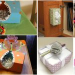 25 Innovative Upcycling Projects That Give New Life To Empty Tissue Boxes