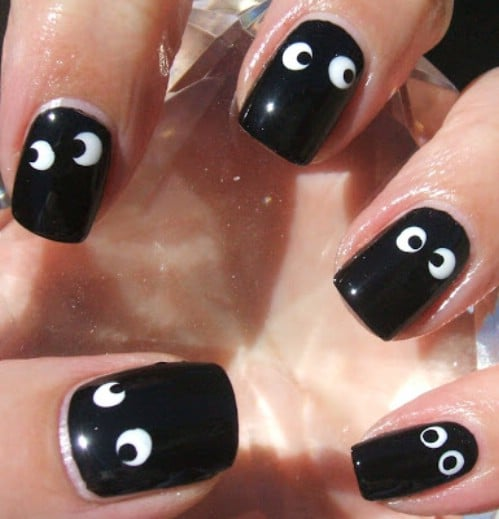 Googly Eyes Manicure