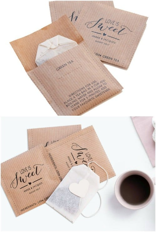 40 Frugal DIY Wedding Favors Your Guests Will Actually Want To Take ...
