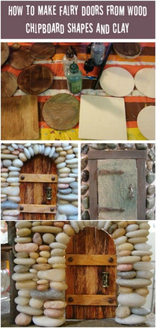 DIY Fairy Doors