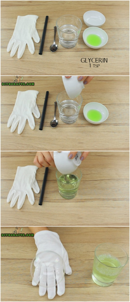How to Make Bouncing Bubbles That Won't Pop for Sensory Play