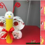 How to Make a Cute Diaper Butterfly – Baby Shower Gift Idea