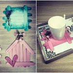How to Make These Cute DIY Coasters Out of Popsicle Sticks