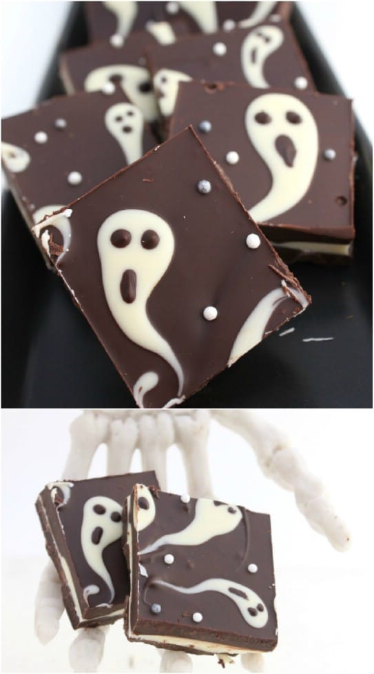 16 Creative Homemade Halloween Candy Recipes