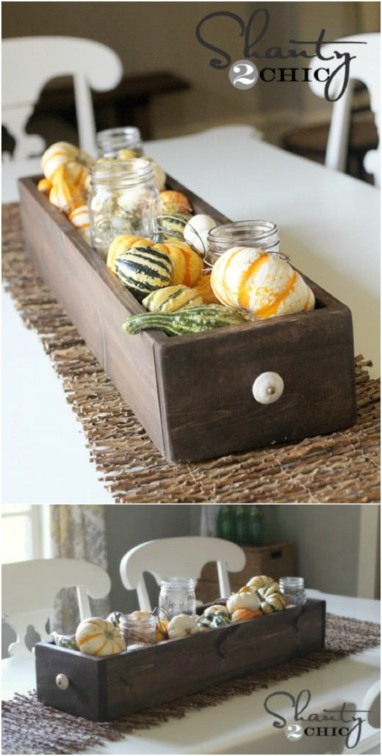Gourd And Candle Box