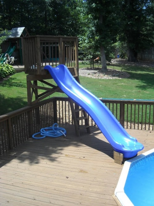 Add a Pool Slide