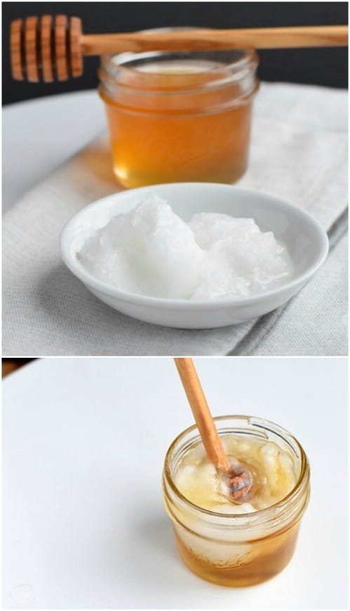 Beneficial Coconut Oil Face Mask