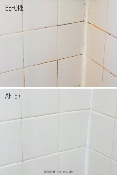 Effective Grout Cleaner