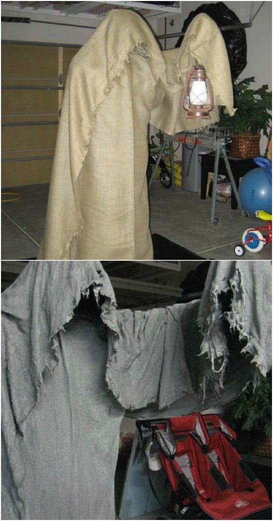 DIY Haunted Reaper