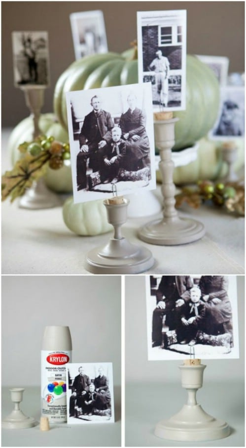 14 Creative Diy Ways To Display Photos At Your Wedding