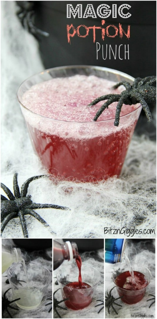 16 Fun and Spooky Halloween Party Drink Recipes and Ideas
