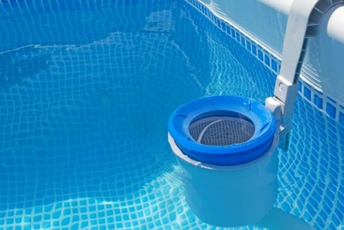 Swimming Pool Filter Cleaner