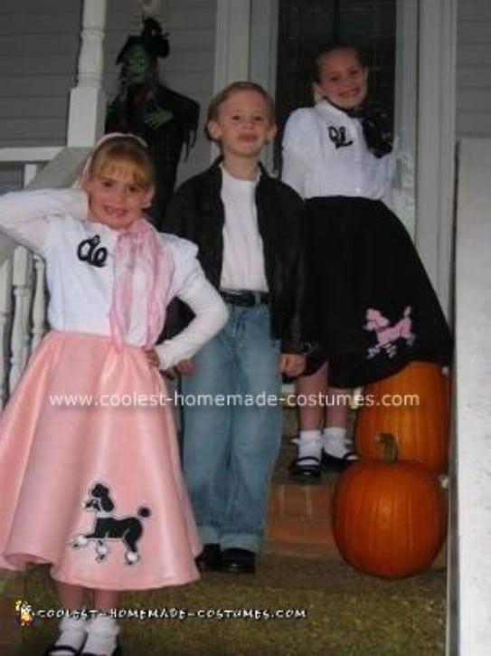 50's Sock Hop Costumes