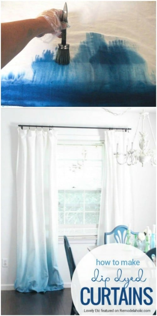 15 Creative DIY Ombre Home Decor Projects
