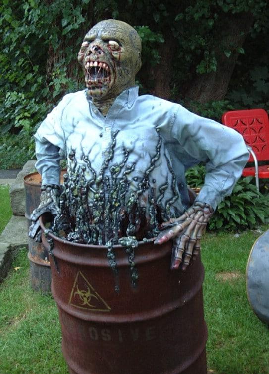 Acid Bath Monster