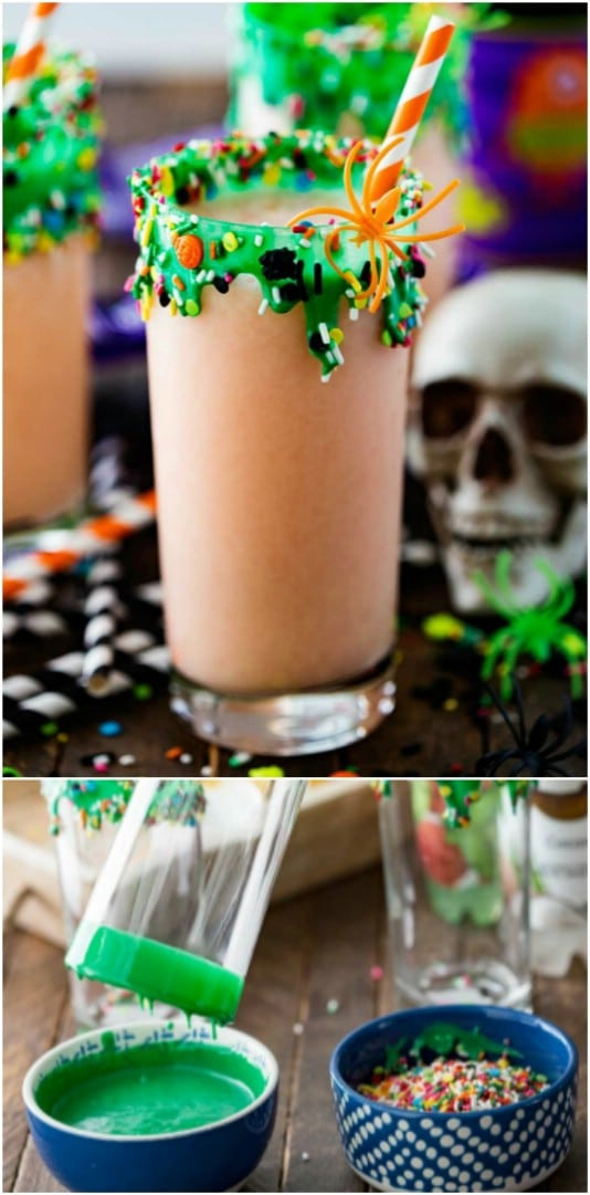 Swamp Potion Punch